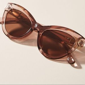 Anthropologie Muse Cat Eyed Sunglasses
